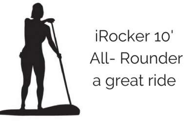 iRocker 10' ALL-AROUND Inflatable Pabbleboard Package Review
