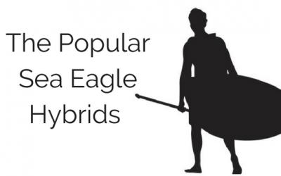 Sea Eagle Hybrids ISUPs